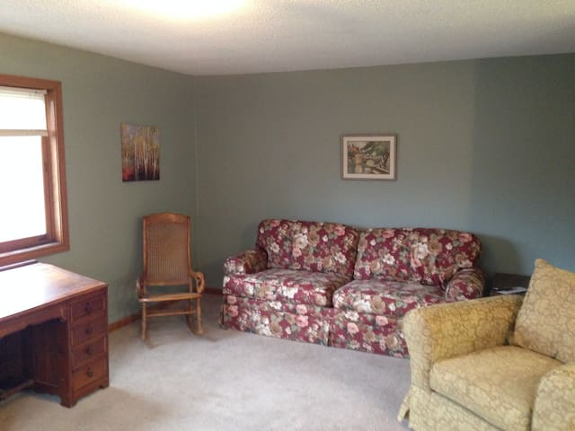 Great space for groups or families - Gorham - Apartamento