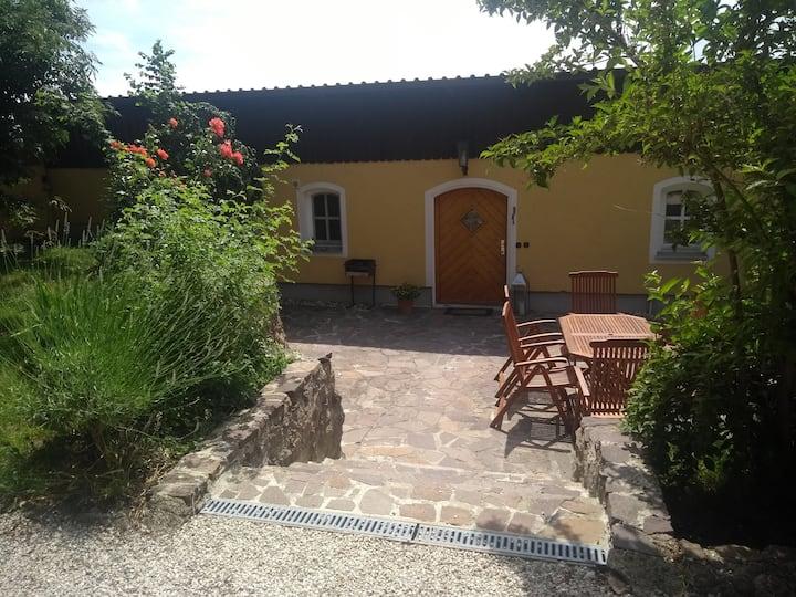Ferienhaus in Donaustauf/Sulzbach am Donauradweg