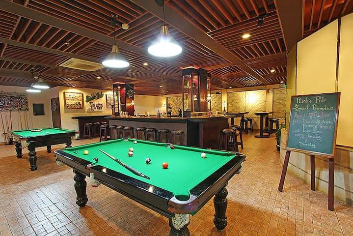 Great Twin Room on Batam! - Batam - Apartment