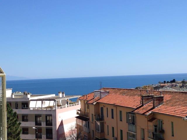 Bel appartement vu sur la mer - Bastia - Apartment