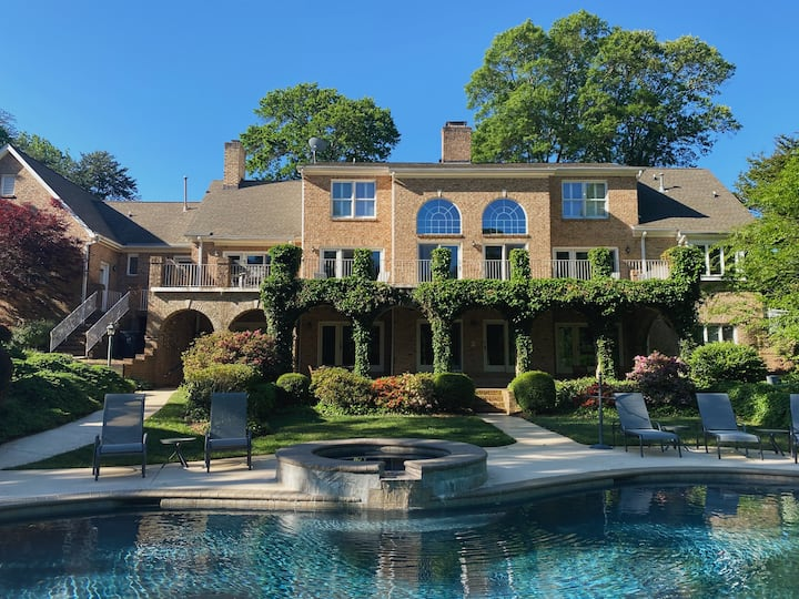 Shoreway Cove | Lakefront Luxury with Private Pool