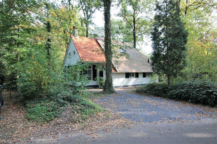 Maison de charme au Pays-Bas.