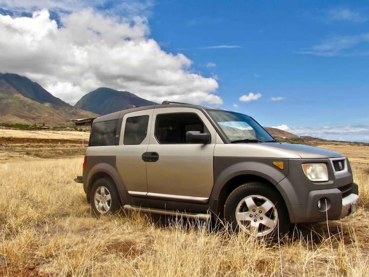 Go Camp Maui Everything provided to explore Maui