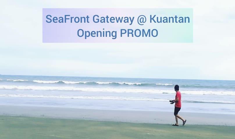 Seafront Gateway Timur Bay @ TimurBay Balok Beach