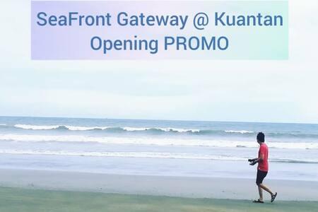 SeaView Holiday Gateway @ TimurBay Balok Beach