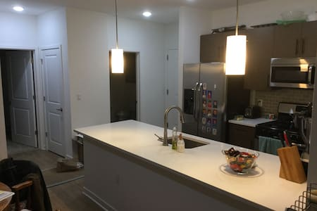 New 1BR 5 minute walk to NYC Train - 布洛姆菲尔德(Bloomfield) - 公寓