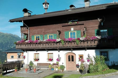 Stefflhof - Charming austrian farmhouse - Mittersill - Bed & Breakfast
