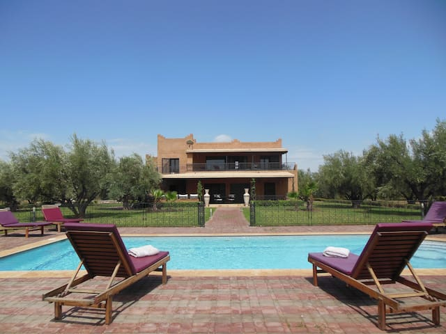 Villa Bni jolie