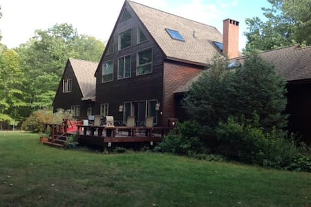 Spacious Estate on Pemaquid Lake - Nobleboro - Ev