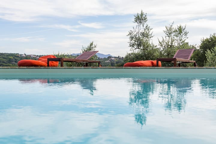 Il Casale Delle Rose - Tarano - Villa