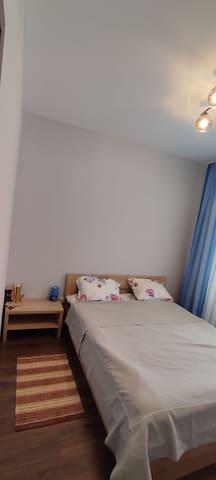 Основная спальня. Кровать 160 на 200