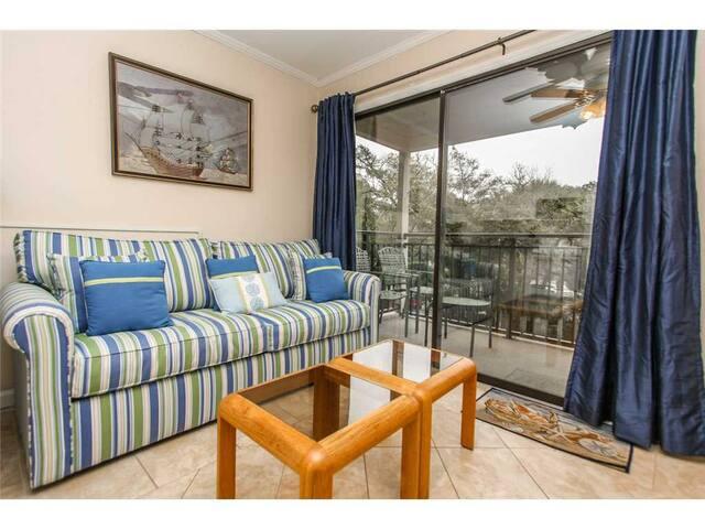 Seaside 206 - Hilton Head Island - Villa