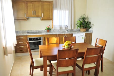 One-Bedroom Apartment (2 Adults) - Elche