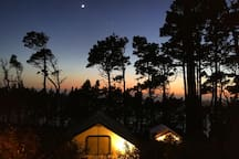Bluff View Glamping C