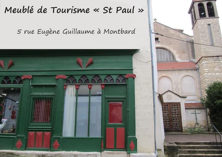 Au Saint Paul