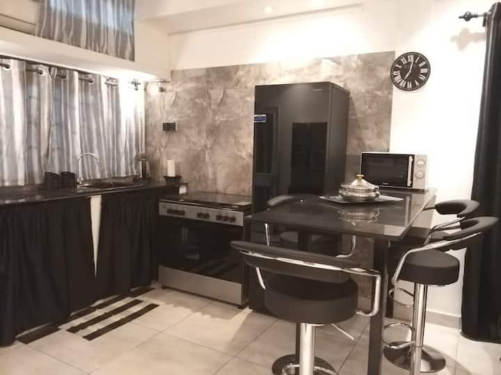 Appartamento Diamante Nero  per  vacanza da sogno