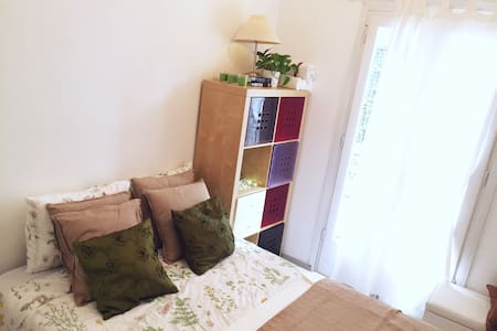Room - 3 meters from the beach- - Sitges - Appartement