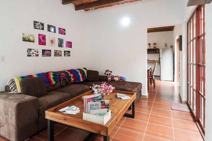 Casa de las catrinas en Coyoacán/ Catrinas' house