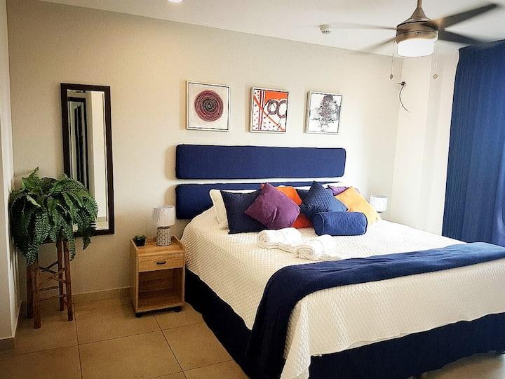 Apartamento completo y moderno en San Salvador