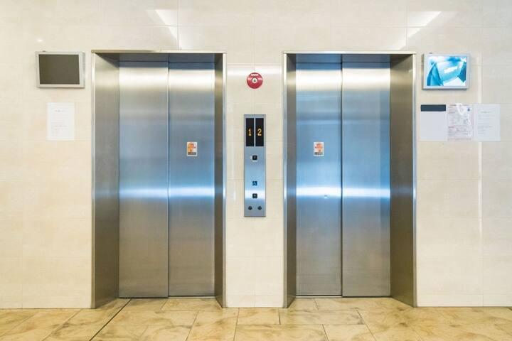 Elevator. 엘리베이터. 电梯