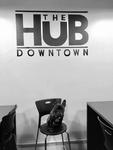 Downtown Hub Spot