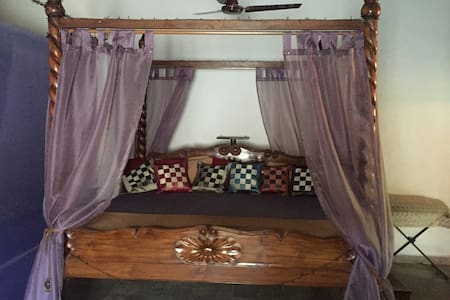 Comfy Private Room for 2  @ Sao Francisco Homestay