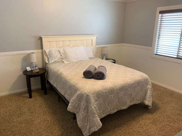 BlueDoor BNB Master Suite at Gateway to Zion