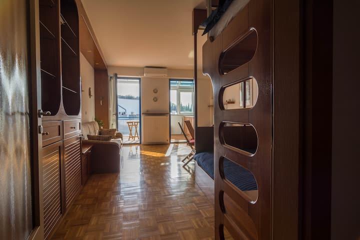 Sail in Apartment - Portorož Lucija with parking