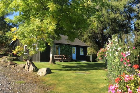 Rannoch Lodge - Aberfeldy - Aberfeldy - Blockhütte