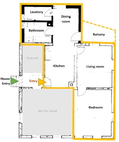 Cozy apartment in Sindelfingen City