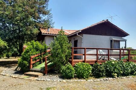 Chacra Don Roque 1, lugar de descanso y relajo