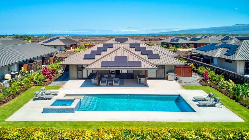 Perfect Waikoloa Beach Resort home w/ Pool & Spa