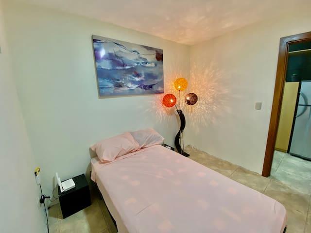 Dormitorio 2, con aire acondicionado