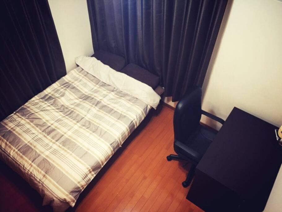 Bed&Desk
