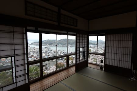 Shared Room w/view of Onomichi channel - Onomichi-shi