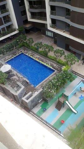 Fabulous Five Star Appartement in Upper Juhu