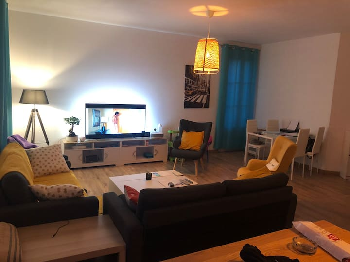 Bel appartement centre Gignac / tout à proximité !