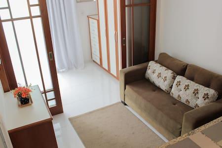 Apartamento lindo e aconchegante - Guarapari - Leilighet