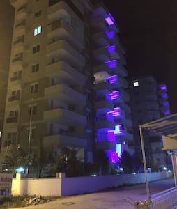 Mysig 1+1a i Mahmutlar nära havet - Mahmutlar Belediyesi - Apartment
