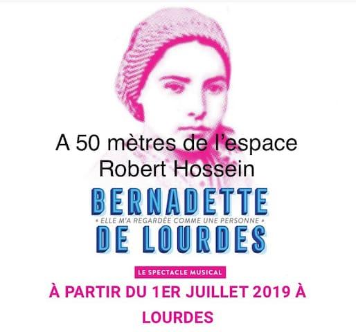 Lourdes Gare,BIENVENUE CHEZ NOUS !