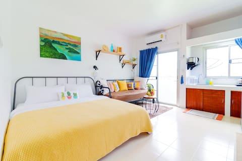 Apartment, Chaweng Center, Near Beach, Fast Wifi