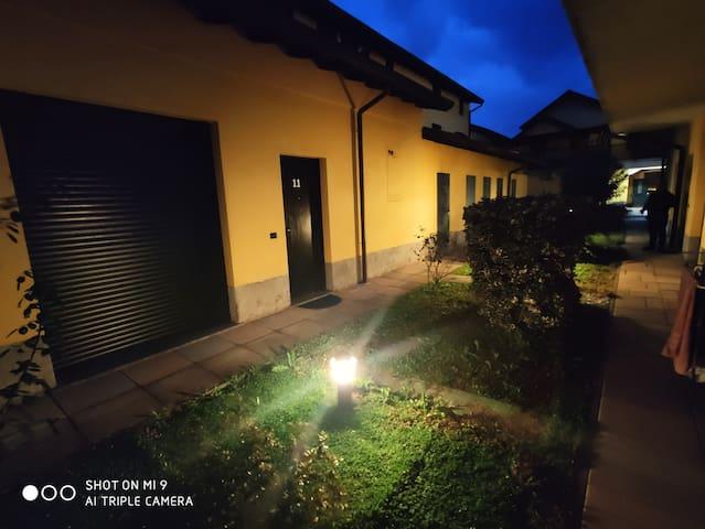 Domus Vigi Appartamento In Corte Storica