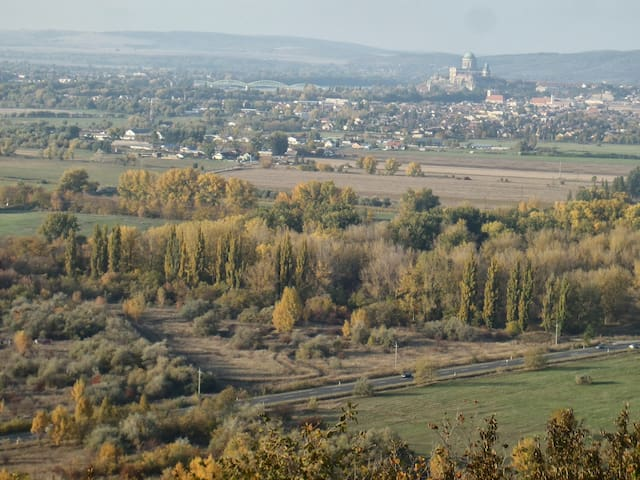 Két ágyas toronyszoba Esztergomban - Esztergom - Huis
