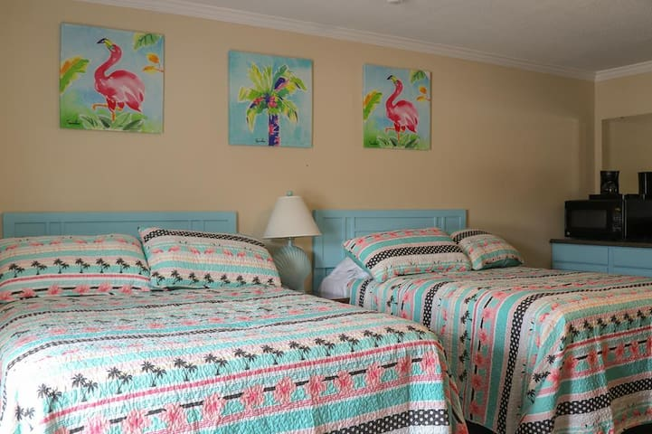 Oak Island Extended Stay 120-POOL