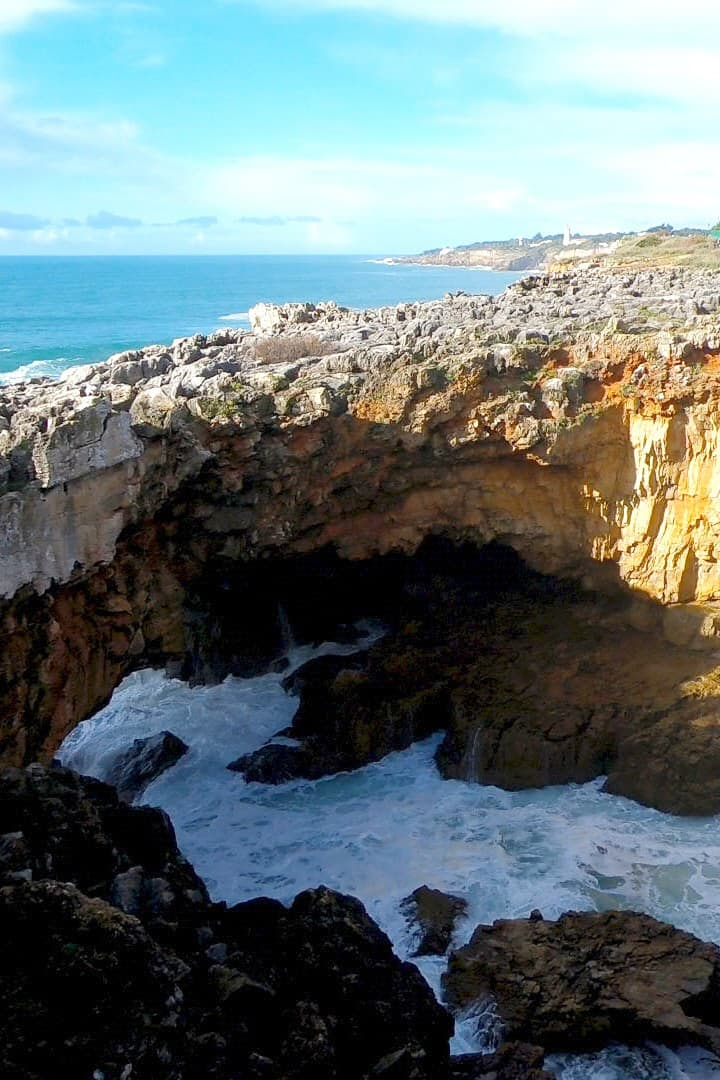 Cascais, The Mouth of Hell