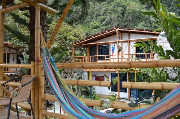 Hotel campestre vía nevado del tolima - Ibagué - Doğa içinde pansiyon