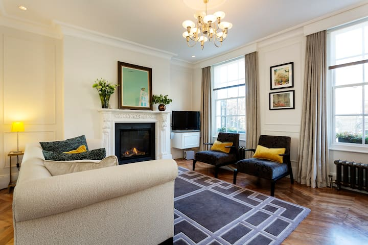 2 bed Angel flat, reach central London in 15 mins