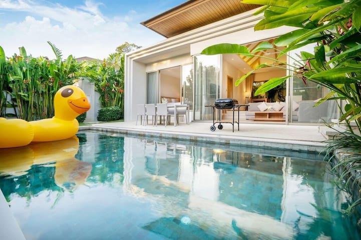 Dreamer 3BR Pool Villa