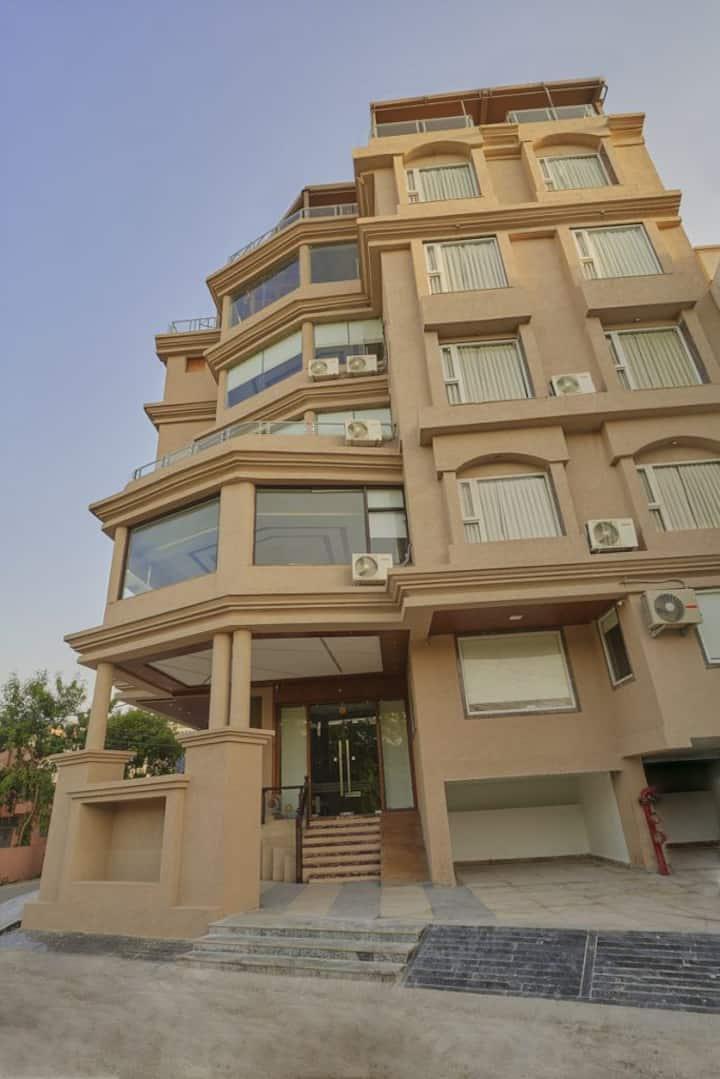 """luxury room &  comforts MUL.C roof top restaurant"