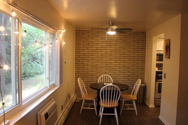 Cozy one bedroom apartment - Ann Arbor - Huoneisto